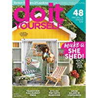 1 Year (4 Issues) of Do It Yourself Magazine Subscription