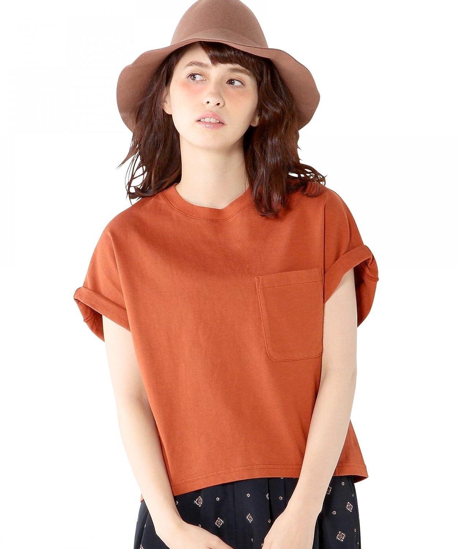 Amazon.co.jp: (アナザーエディション) Another Edition AEBC CO POCショート T 56172992992 45 Orange フリー: 服&ファッション小物