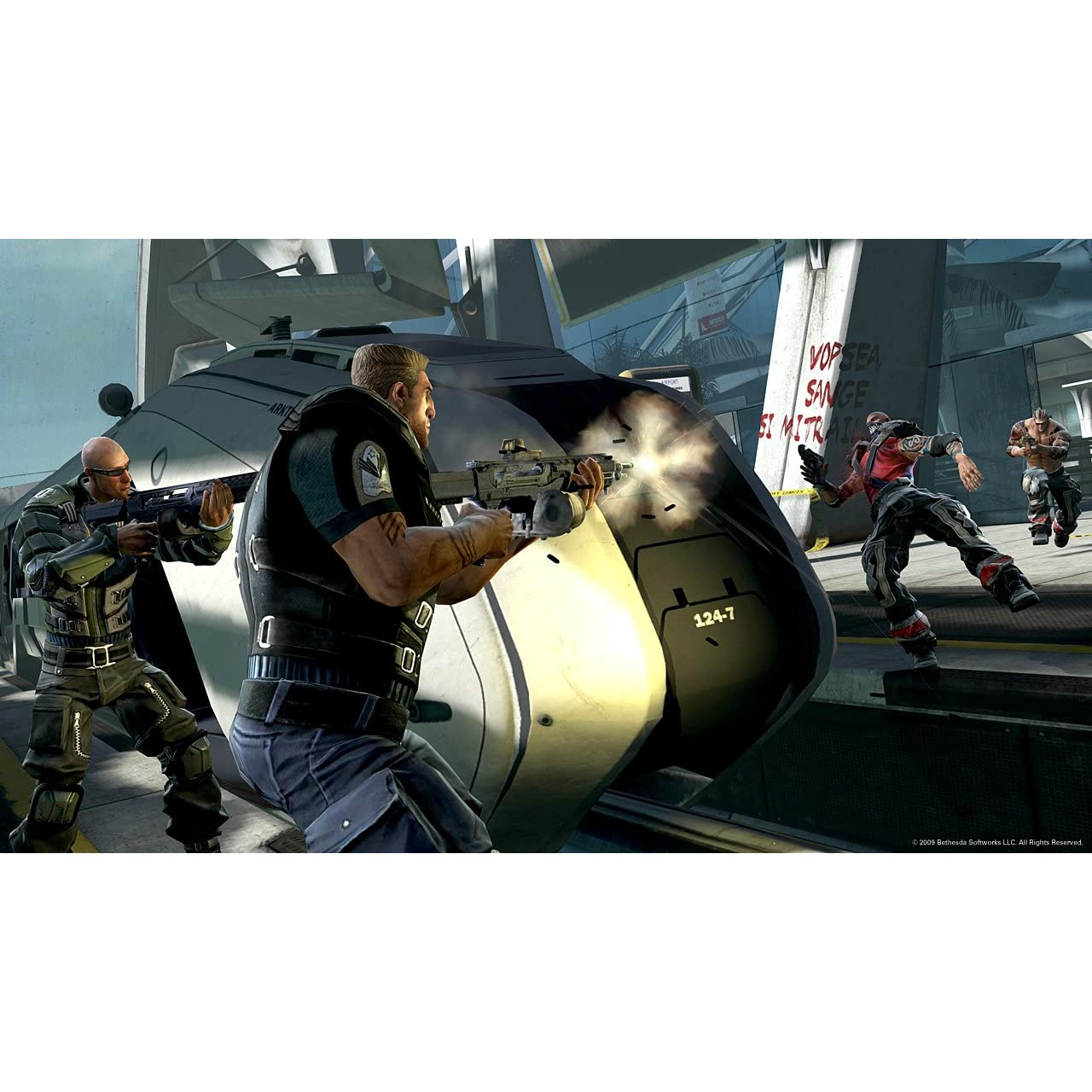 Online Game, Online Games, Video Game, Video Games, Xbox 360, PlayStation 3, PC, Action, Shooter, fps, Brink