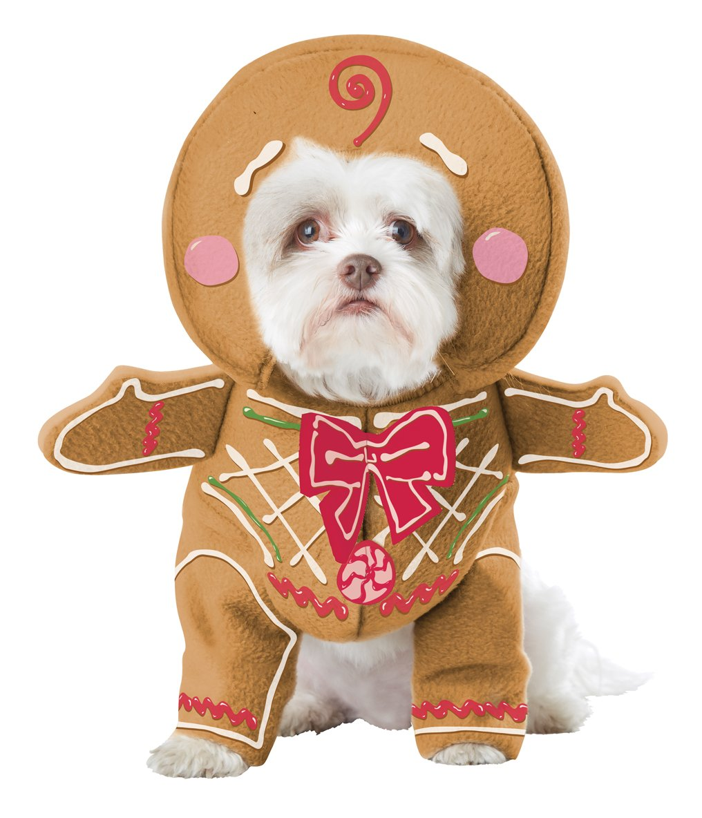 Dog Gingerbread Costume