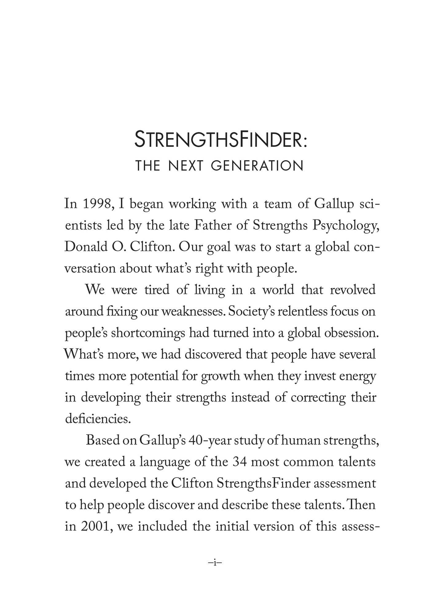 buy strengths finder a new and upgraded edition of the online buy strengths finder 2 0 a new and upgraded edition of the online test from gallup s now discover your strengths book online at low prices in