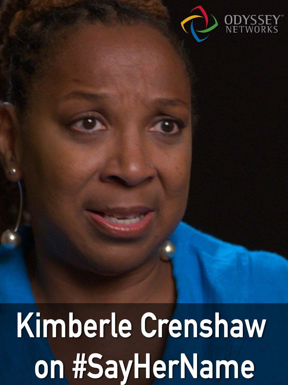 Clip: Kimberlé Crenshaw On #SayHerName