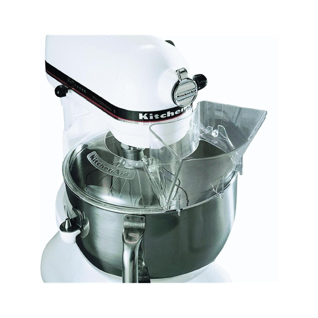 KitchenAid KN1PS 1-Piece Pouring Shield for Tilt-Head ...