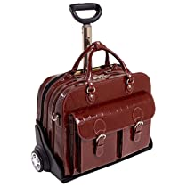 Siamod Monterosso Collection San Martino Ladies Wheeled Laptop Case
