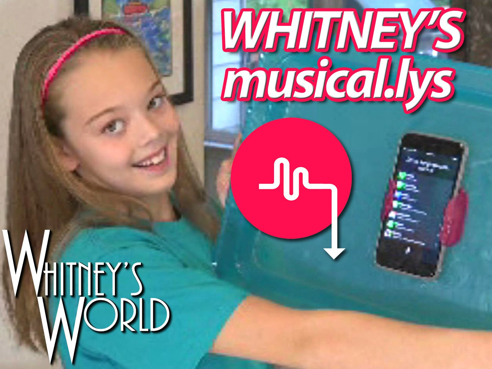 Whitney's Musical.lys on Amazon Prime Instant Video UK