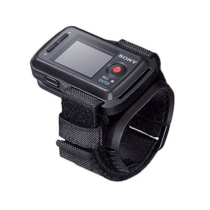 Sony RMLVR2.CE7 Montre de pilotage avec écran pour Caméoscope Noir