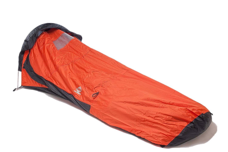 Breathable ultra light multi season one man tent single pole bivy