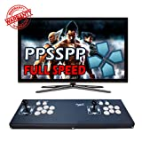 MOSTOP Arcade Games Console Home Arcade Game Machine Pandora's Box 4S Plus Double Players Arcade Joystick with 815 Arcade Games TV Monitor Projector PC Laptop PS3