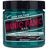 Manic Panic Classic Formula Semi Permanent Hair Color Cream Mermaid