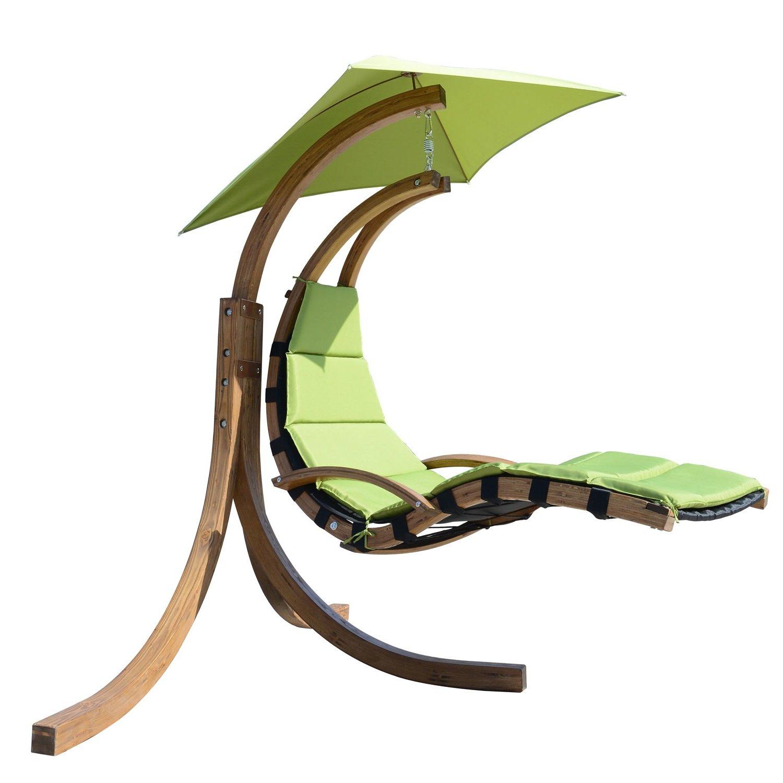 Hammock Chairs · garden decor ideas