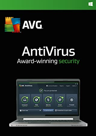 AVG AntiVirus 2017 1 User / 12 Months [Online Code]