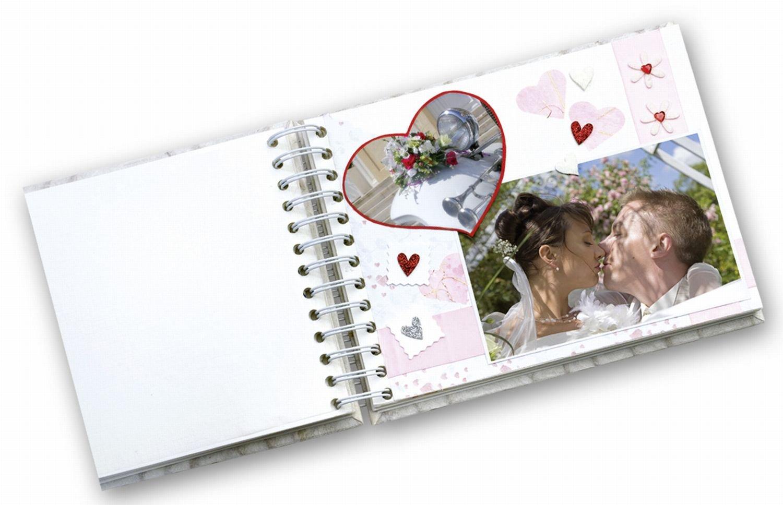 Motivos de amor para scrapbooking
