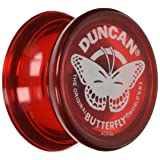 Genuine Duncan Butterfly® Yo-Yo Classic Toy - Red (Color: Red)