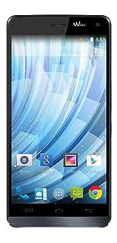 Wiko Getaway Smartphone débloqué 3G+ (Ecran : 5 pouces - 16 Go - Android 4.4 KitKat) Navy