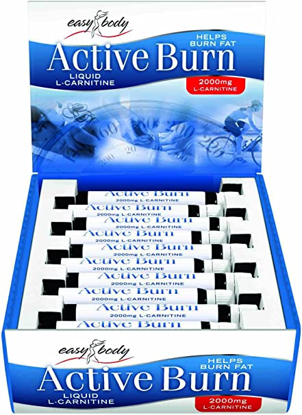 QNT Easy Body Active Burn L-Carnitin 20 x 25ml