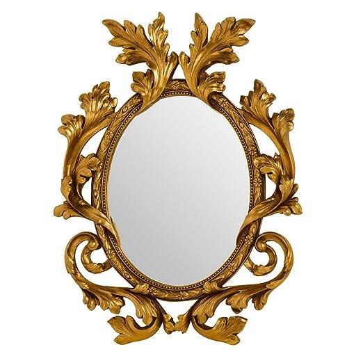 Protege Homeware Antique Gold Wall Mirror