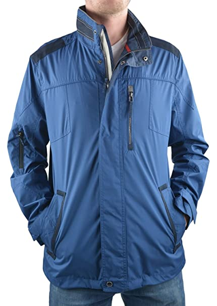 S4 Jacke nautical blue