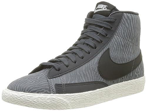 Nike Blazer Nere Pelle