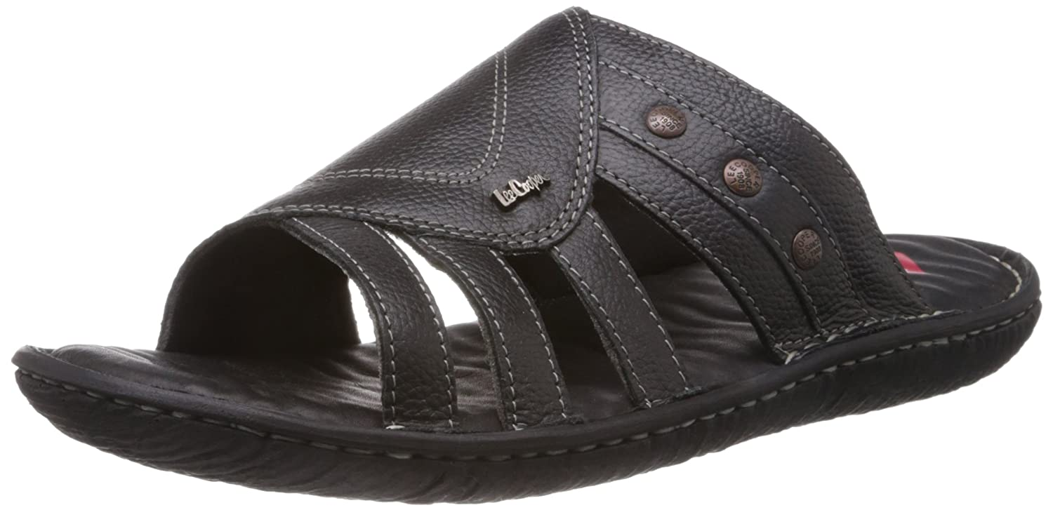 Lee Cooper Men's Leather Sandals and Floaters By Amazon @ Rs.1,359