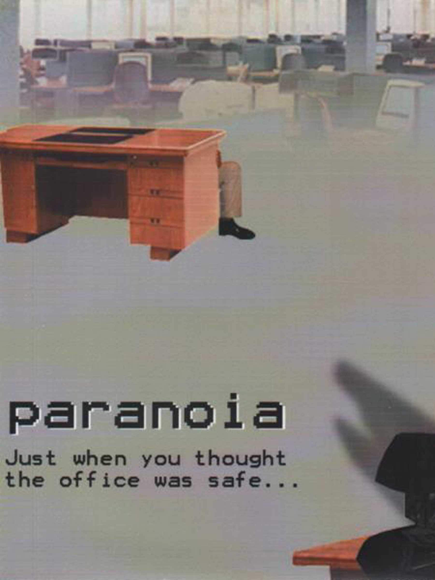 Paranoia on Amazon Prime Video UK