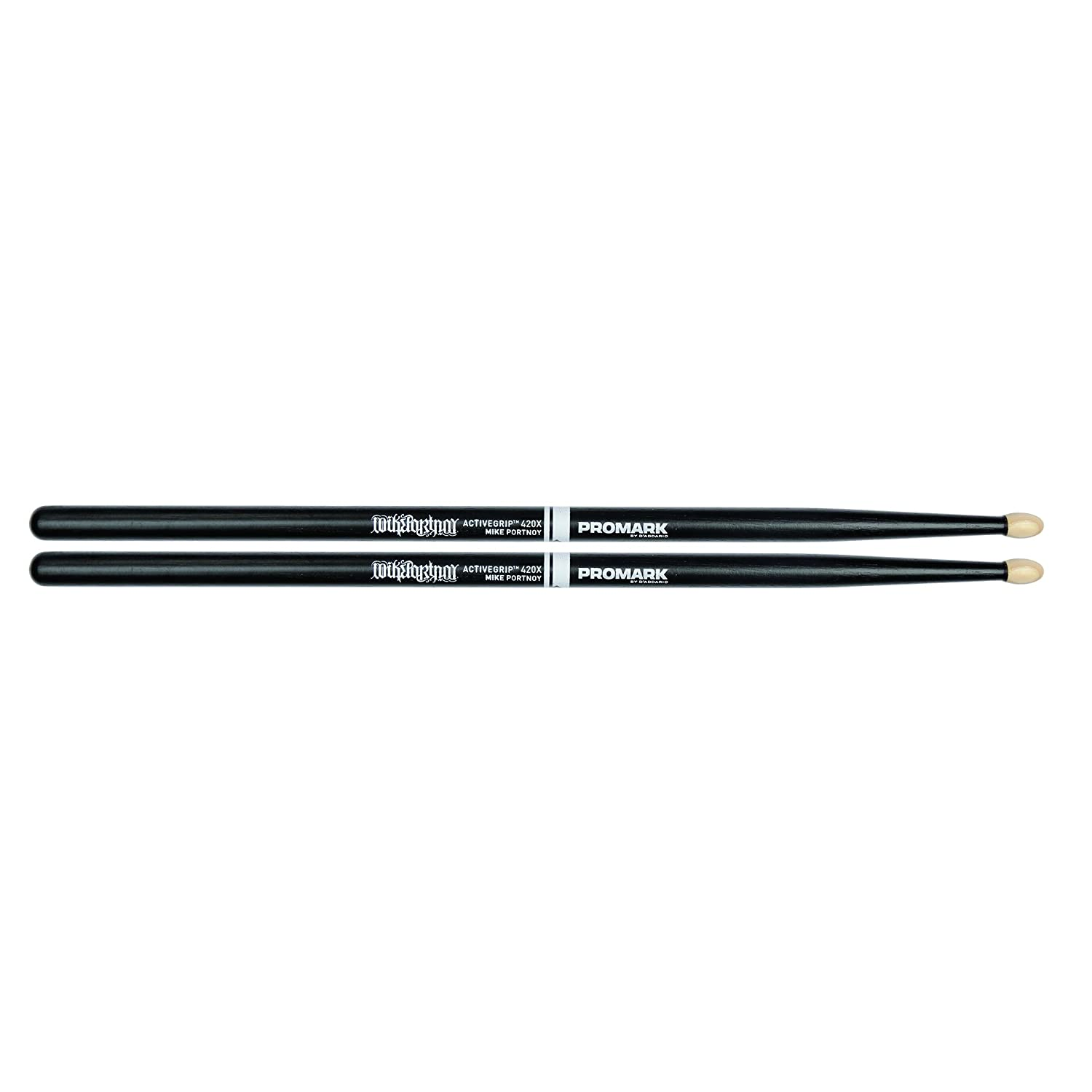 Promark Mike Portnoy 420X Signature Drumsticks with Active Grip