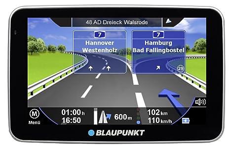 Blaupunkt Travelpilot 52 Truck EU LMU