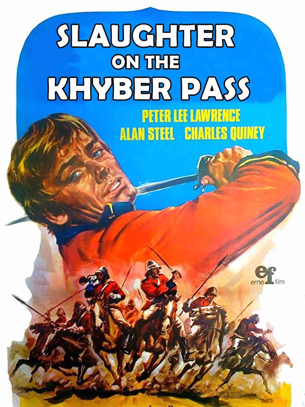 Slaughter On The Khyber Pass on Amazon Prime Video UK