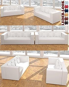 ::: MODELL STELLA: LEDER LOOK (6 Farben) zur Auswahl > KOSTENLOSER VERSAND in AT & DE ! > BERATUNG: Tel: 0043(1)715-16-16, (Mo. bis Fr. 9.30 bis 15 Uhr) oder E-Mail: office.at@vienna-international-furniture.com :::