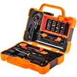 EEEKit Precision 45 in 1 Screwdriver Set Repair Maintenance Kit Tools for iPhone, iPad, Samsung Cell Phone,Tablet PC, Laptop,Computer and other Electronic Device (45 in 1) (Color: 45 in 1)