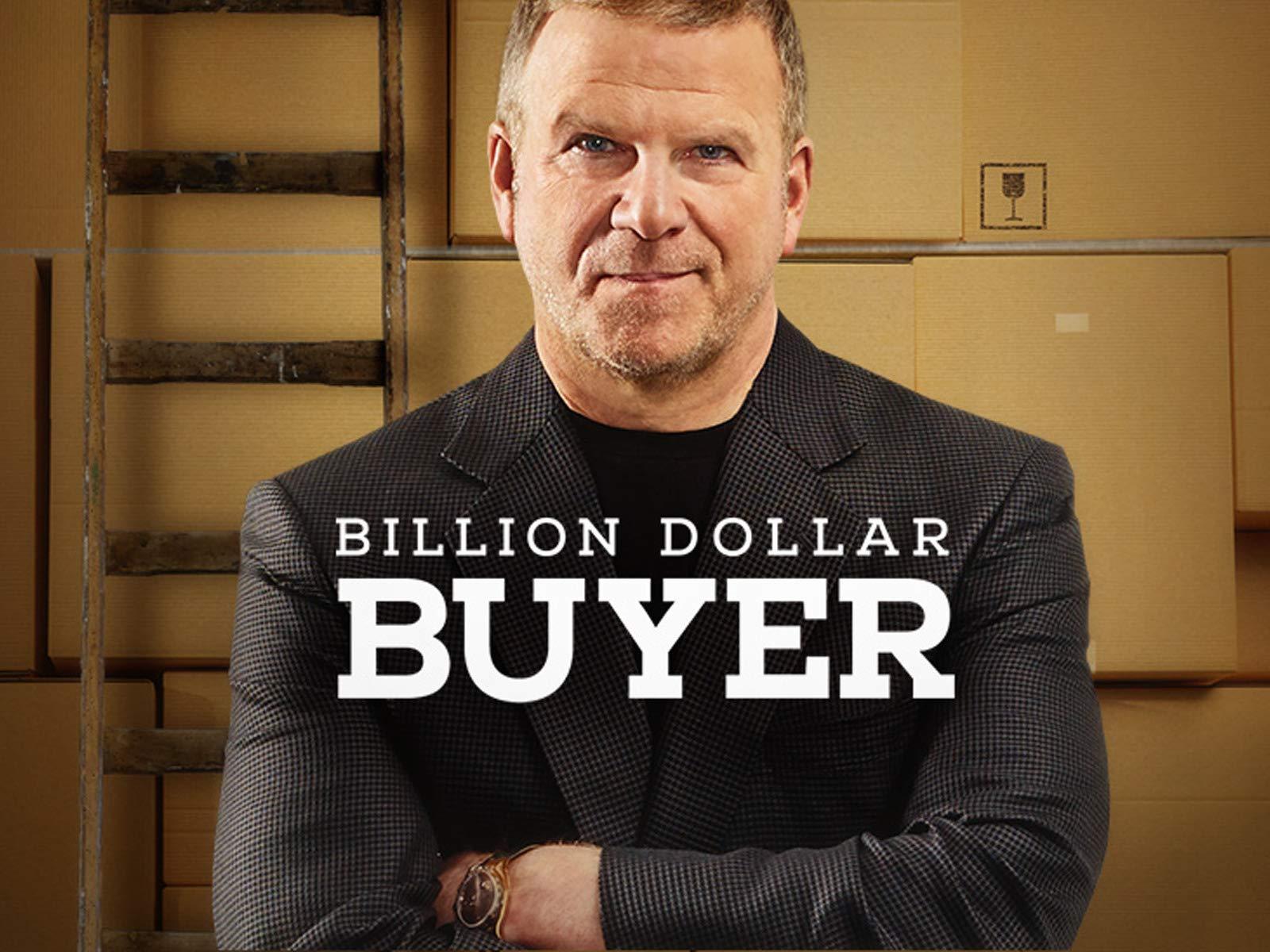 Billion Dollar Buyer on Amazon Prime Video UK