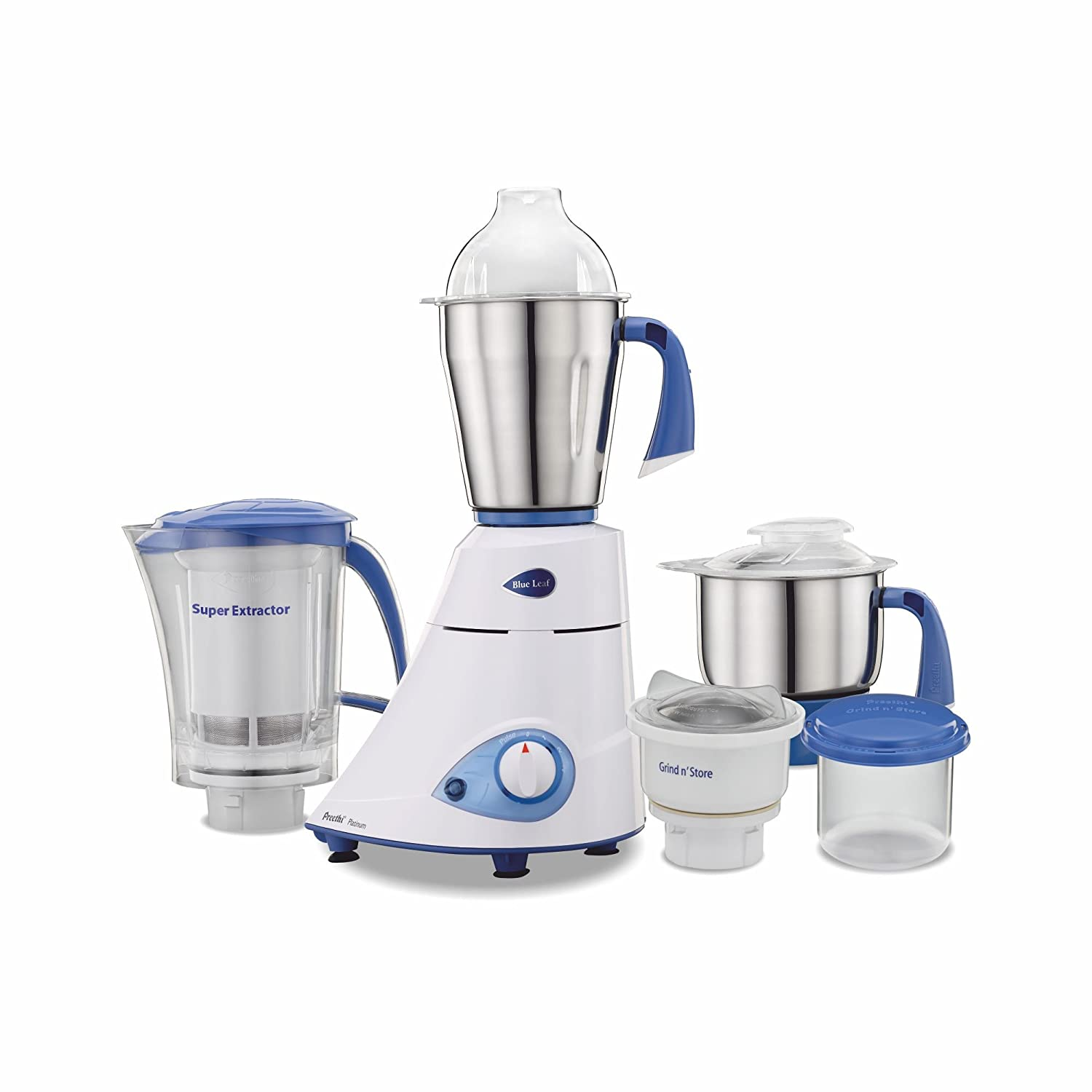 Uncategorized Saravana Stores Kitchen Appliances buy preethi blue leaf platinum mg 139 750 watt mixer grinder online at low prices in india amazon in