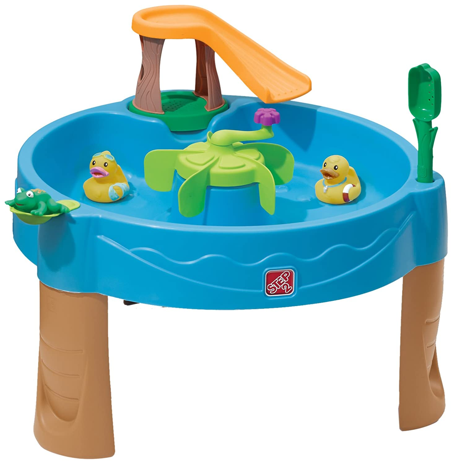 Outdoor Water Toys Product : Step kids water activity table toddler outdoor toys