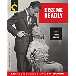 Kiss Me Deadly 1955  The Criterion Collection  2019 [Blu-ray]