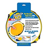 Paint2It Pro - Anti Gravity Paint Tray Palette. Premium Multipurpose Kit for Easy Painting. No Spills, No Drips, No Mess!