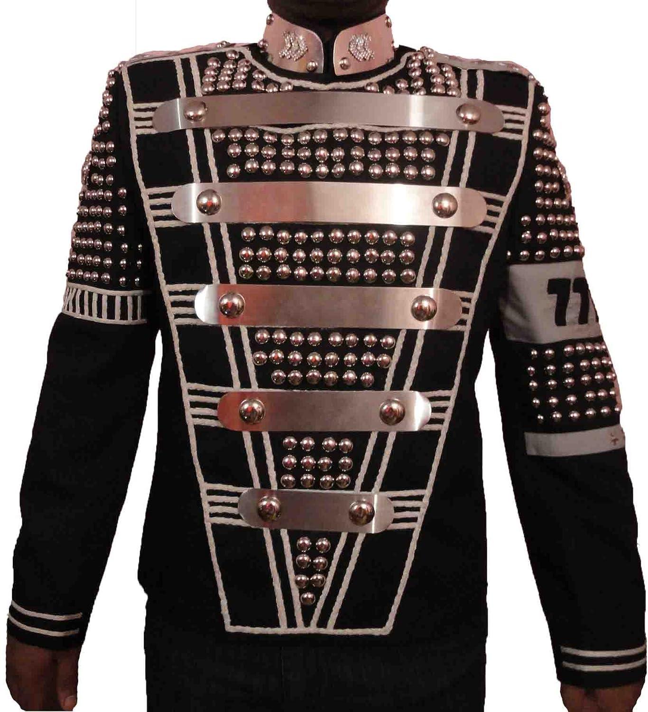 HLS Michael Jackson 1996 Teaser Military Jacket