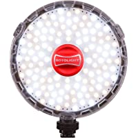 Rotolight NEO On-Camera LED Light + Rotolight Add-On Color FX Filter Pack