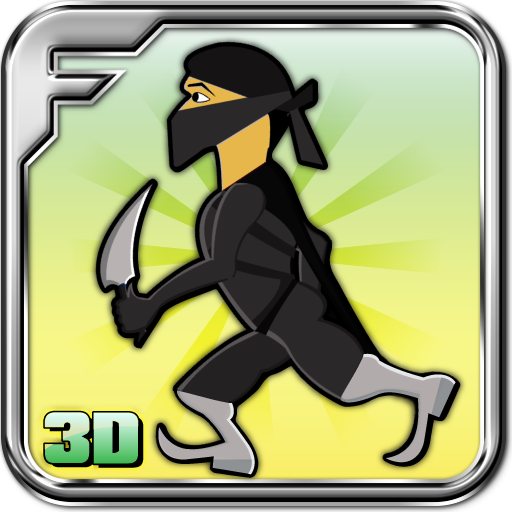Ninja Jump Deluxe 3D Games For Android FREE (Ninja Wall Run compare prices)