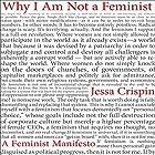 Why I Am Not a Feminist: A Feminist Manifesto Hörbuch von Jessa Crispin Gesprochen von: Jessa Crispin