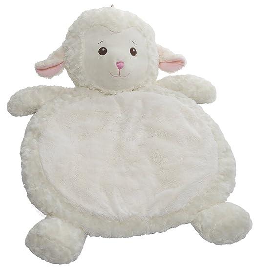 Amazon.com : Mary Meyer Bestever Baby Mat, Lamb : Plush Play Mat : Baby