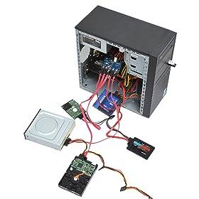 サンコ- SATA 5ポートマルチプライヤーカード SATA5MLT