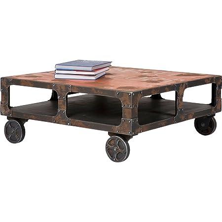 Kare design Table basse Manufaktur, 100x 100cm