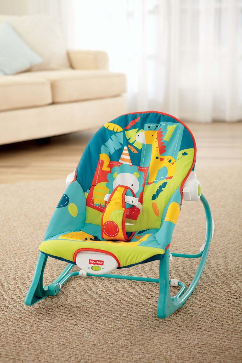 Baby bouncher seat