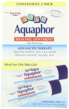 Amazon - Aquaphor Baby Healing Ointment - 2 pack - $2.39