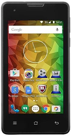 Medion 30019024 E4005 MD99253 IS/DS Smartphone débloqué (import Allemagne)