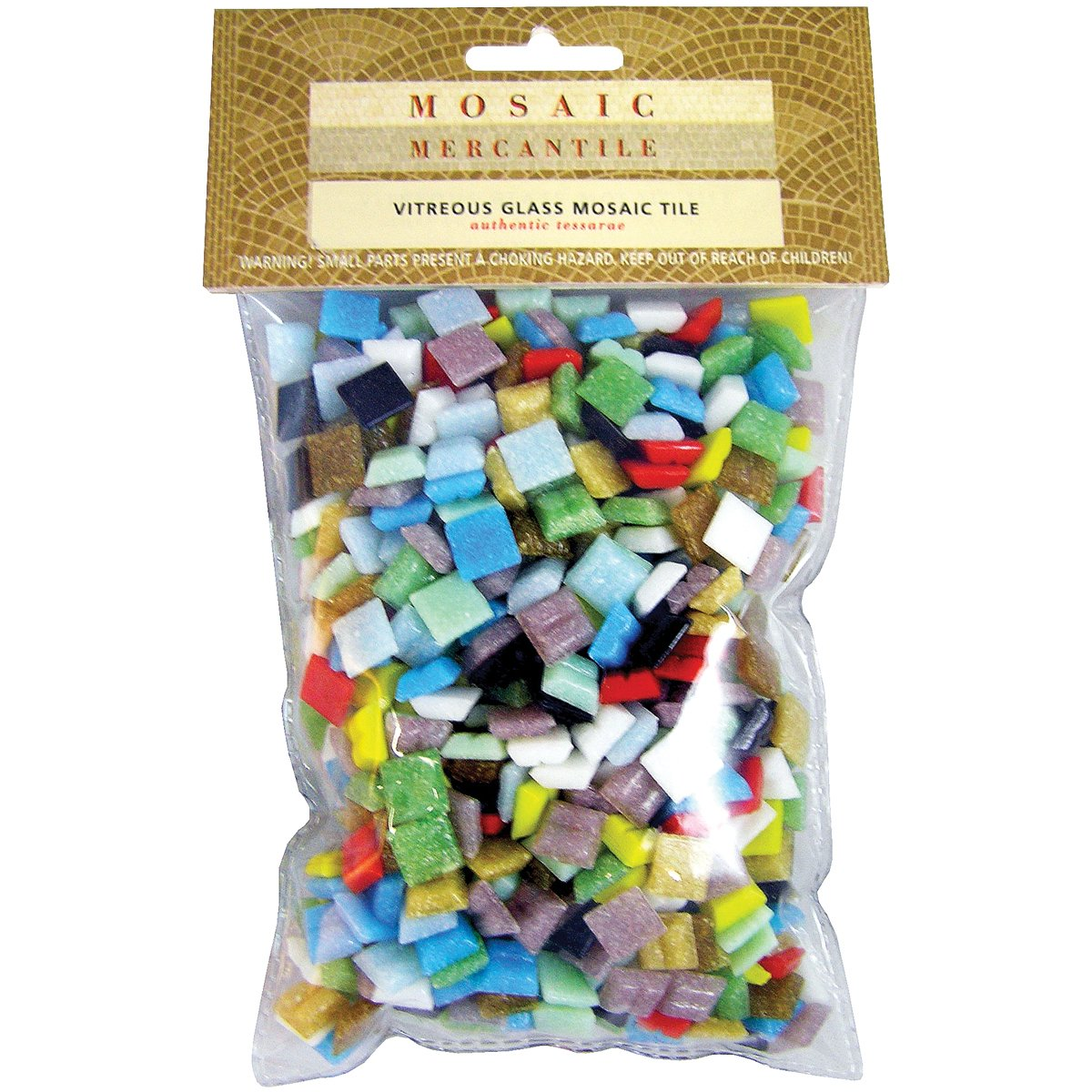 Glass mosaic tiles waterproof semi transparent indoor for Mosaic tile for crafts