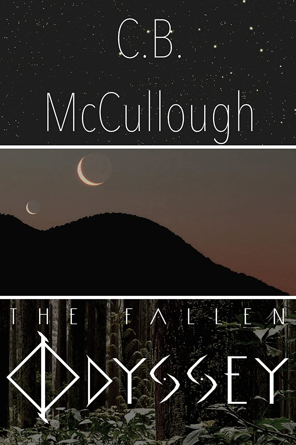 The Fallen Odyssey by C.B. McCullough
