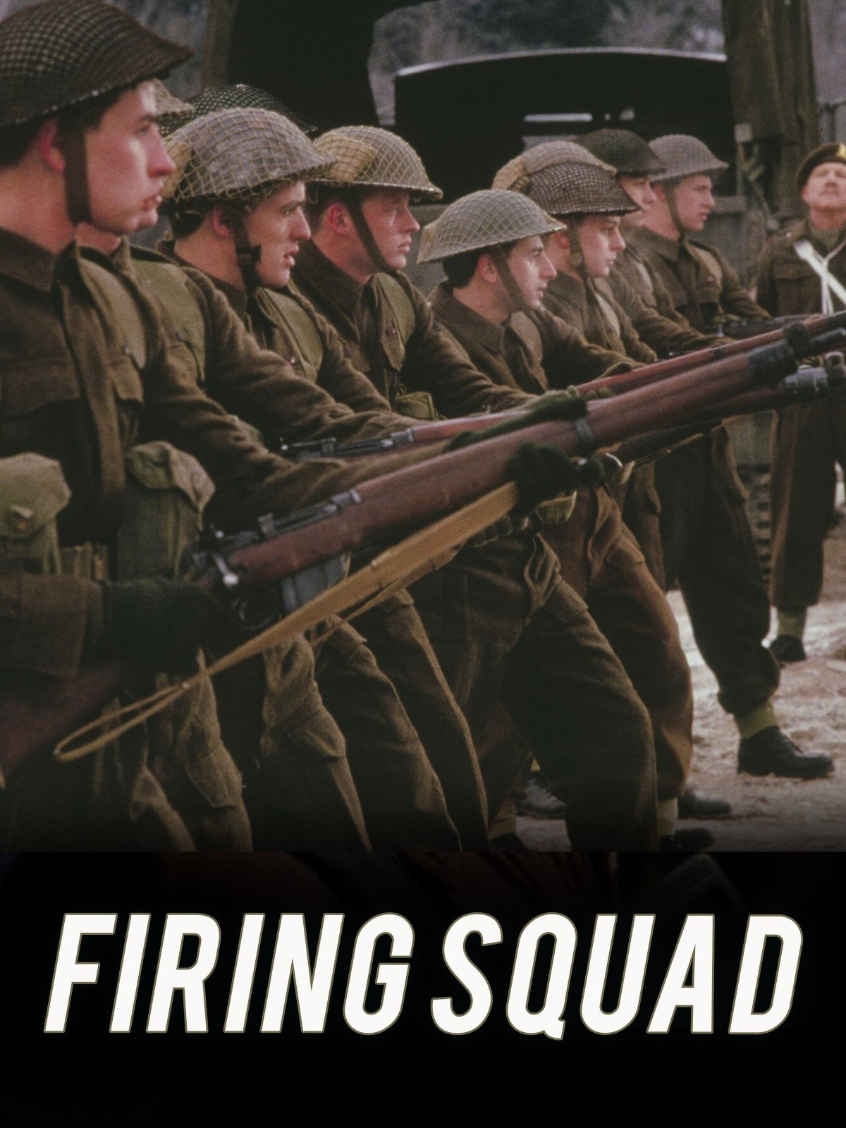 Firing Squad on Amazon Prime Instant Video UK