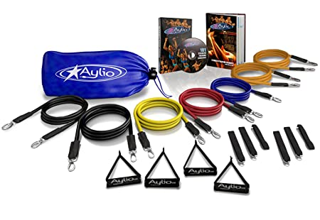 Aylio Ultimate Resistance Bands Fitness Set