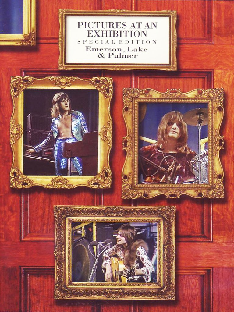 Emerson Lake and Palmer Pictures of an Exhibition