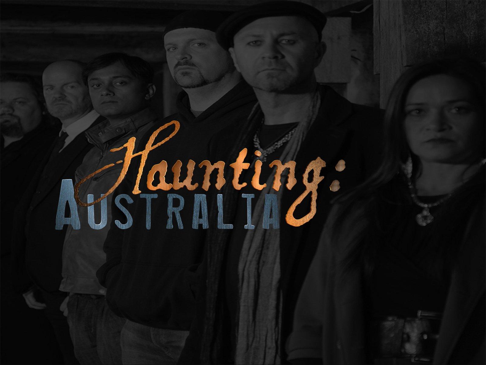 Haunting Australia - Season 1